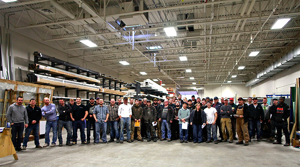 evolution team picture